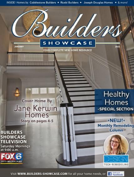Builders Showcase Magazine Jane Kerwin
