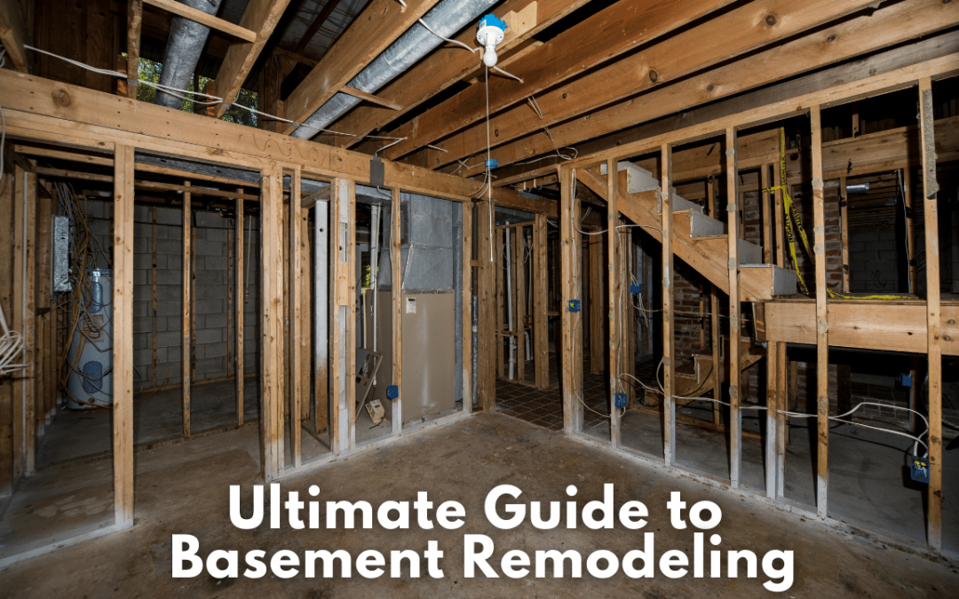 The Ultimate Guide to Basement Remodeling in 2021